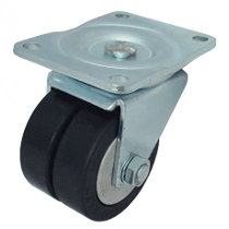 Top Plate Swivel Caster-CCH-300-SWE-FT-70D