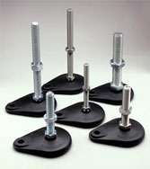TearDrop Polymount Leveling Mounts