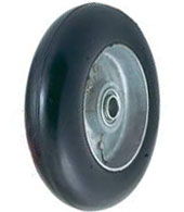 Balloon Cushion on Aluminum - Donut Wheels